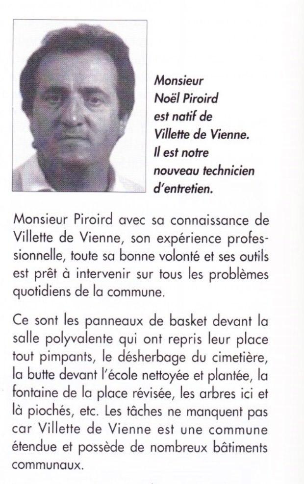 Noel Piroird